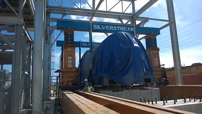 silverstreak transport